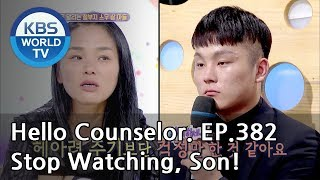My Son is an addictor og 'Crayon Shin Chan'... [Hello Counselor ENG,THA/2018.10.08]