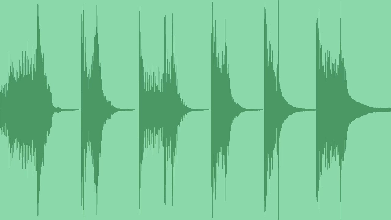 Drum Roll Winner Announcement in Cartoon Game Sound Effects