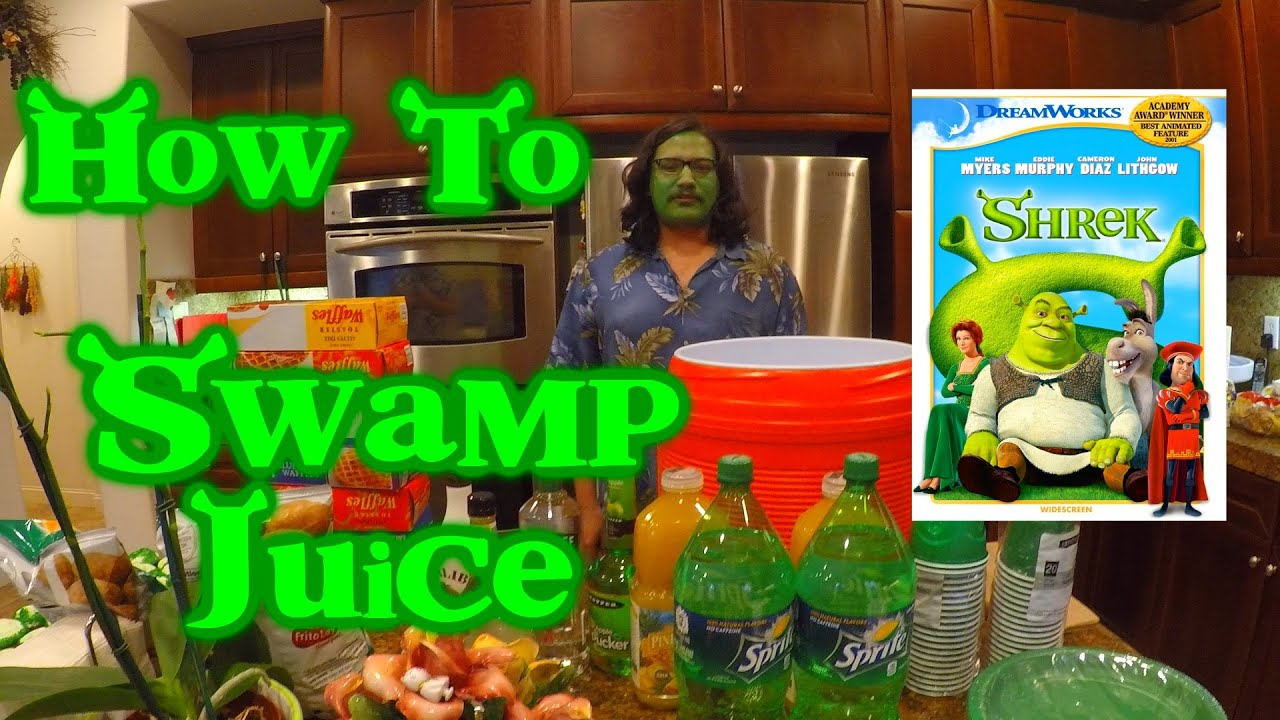 Get Shrek'd: How To Swamp Juice