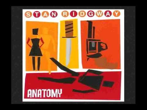 Stan Ridgway Valarie is Sleeping  Anatomy album