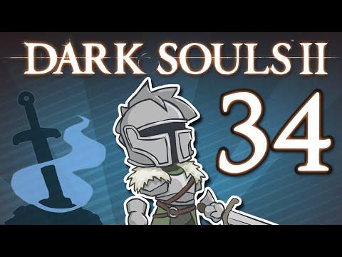 Dark Souls II - #34 - The Rotten - Side Quest  [1080p 60fps]