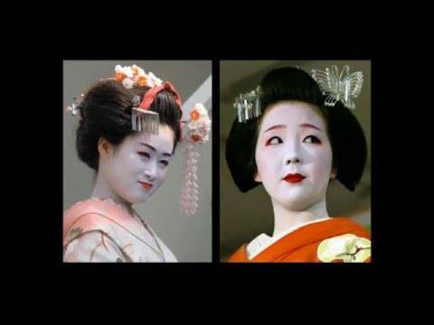 """SCORPIONS in Japan """"Kojo no tsuki"""" & """"in trance"""" (lyrics)"""