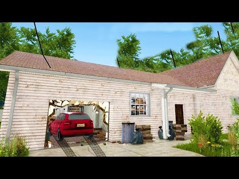 Yeni Arabam ve Garajım | House Flipper #6