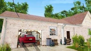 Yeni Arabam ve Garajım | House Flipper #6