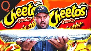 🌯 Giant Hot Cheeto Brisket Burrito 🌯 | Mega 6lbs Burrito