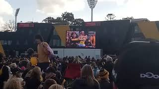 Video Last minute of the RICHMOND PREMIERSHIP at PUNT ROAD download MP3, 3GP, MP4, WEBM, AVI, FLV Oktober 2017