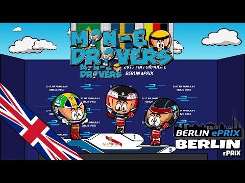 [ENGLISH] MinEDrivers - 3x07 - 2017 Berlin ePrix (Race 1)