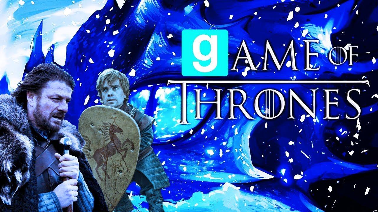 GMOD - Game Of Thrones RP -  JE SUIS UN BANDIT ! #2