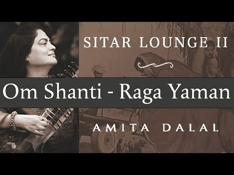 Sitar Instrumental | Raga Yaman | Om Shanti