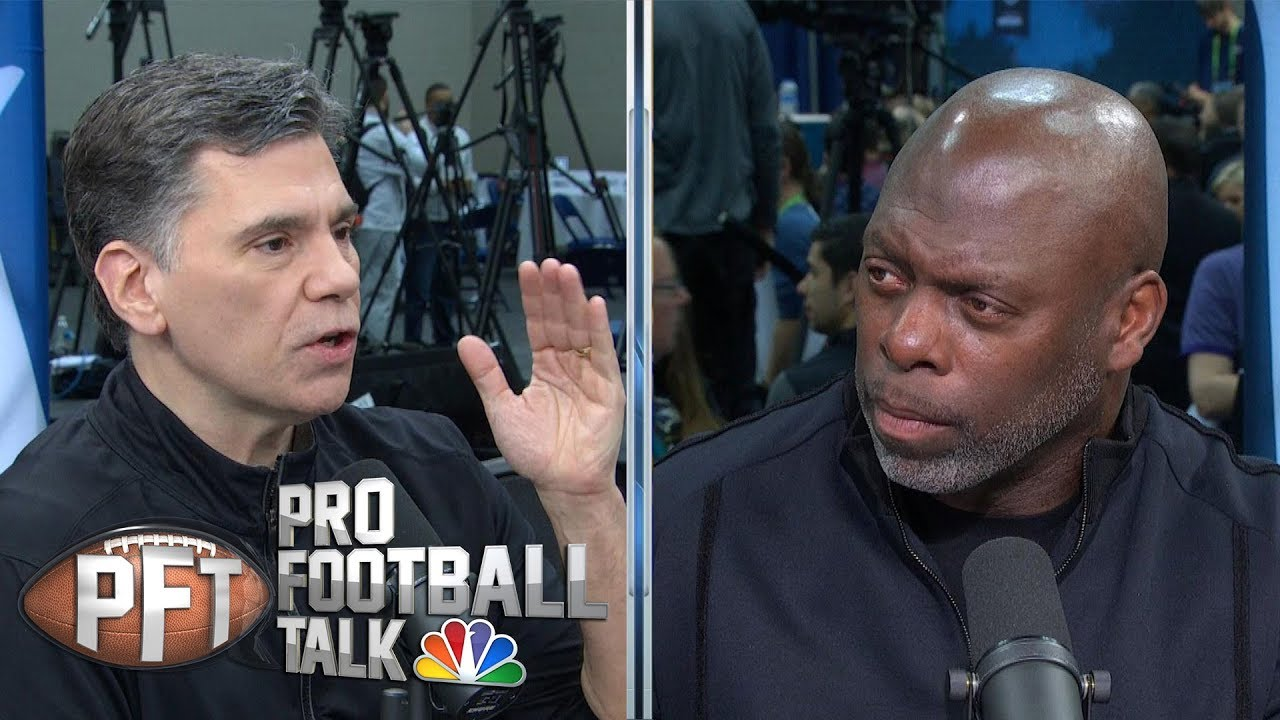 Anthony Lynn excited for new Chargers stadium (FULL INTERVIEW) | Pro Football Talk | NBC Sports