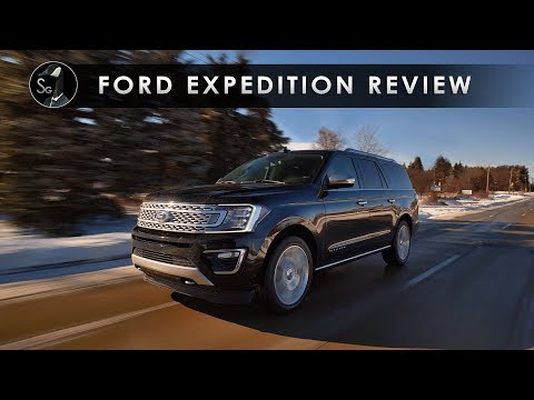 2019 Ford Expedition Review | Max Girth v2