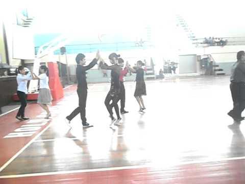 P.E Cha-cha dance (Let