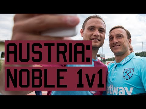 NOBLE on AUSTRIA TOUR, EUROPA LEAGUE and MORE 🇦🇹⚒