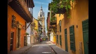 Cartagena, Colombia in ultra 4k