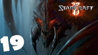 StarCraft 2 Heart of the Swarm Campaign Walkthrough Part 19 Gameplay Review Lets Play HD Hard PC