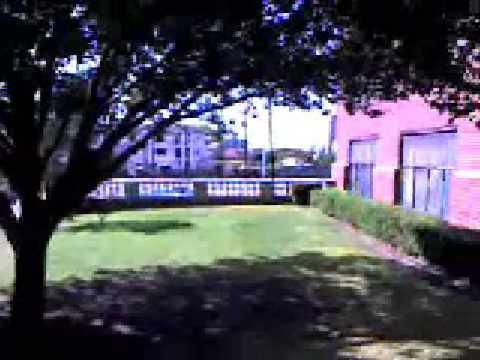North Dallas High School Ghost - YouTube