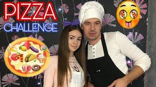 PIZZA CHALLENGE! *pravili smo slatke pizze*