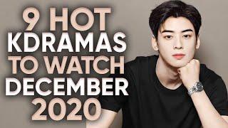 9 Hottest Korean Dramas To Watch in December 2020 [Ft. HappySqueak]