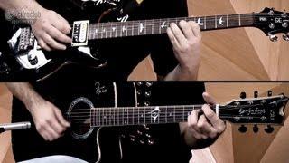 Aquecimento | Stairway To Heaven - Led Zeppelin (aula de violão e guitarra)