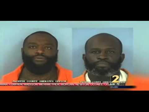 RAPPER RICK ROSS ARRESTED ON KIDNAPPING & ASSAULT CHARGES!!!