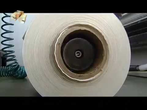 Цифровая печать самоклеящихся этикеток (Сюжет Галилео снятый в типографии Цифровая Этикетка)