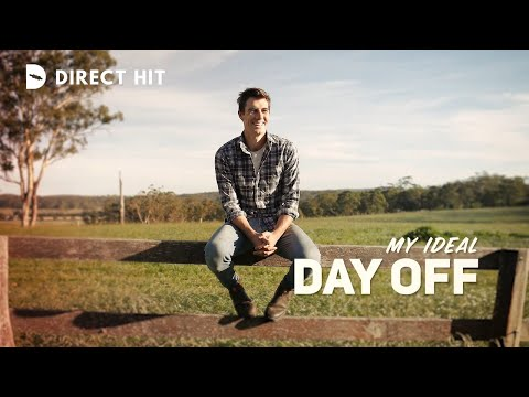 Pat Cummins outlines his ideal day off | Direct Hit