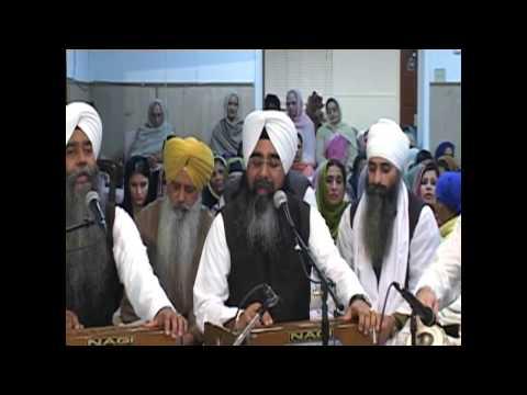 Maa Da Rishta   Bhai Davinder Singh Sodhi   Fresno 2011