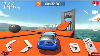 Car Stunt Races 3D - car games - Android Gameplay HD