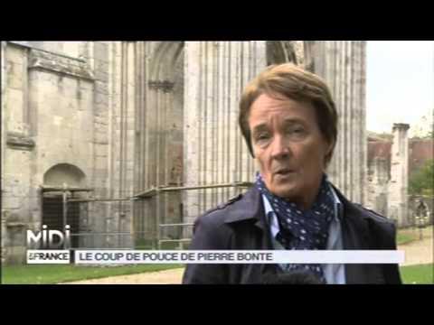 LE COUP DE POUCE De Pierre Bonte à Saint-Wandrille-Rançon