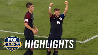 USA vs. Trinidad and Tobago | CONCACAF World Cup Qualifying Highlights