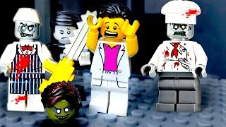 LEGO Мультики ⚫️ Зомби Апокалипсис ЛЕГО 💀