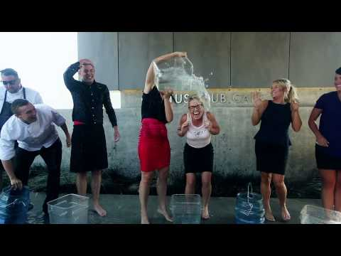 2014 Cactus Club Abbotsford ALS Ice Bucket Challenge