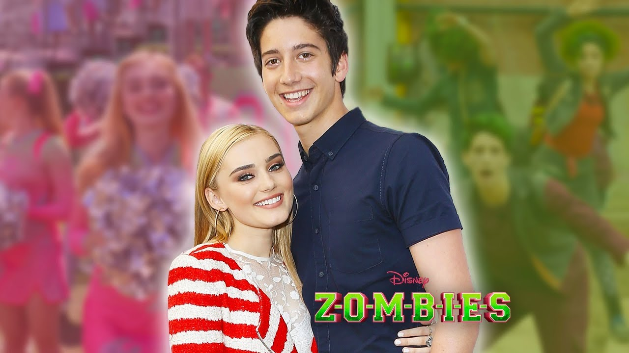 Zombies stars dating