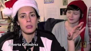 Fun Home Cast Talks Holiday Fun, Beth Malone Becomes a Human Elf on a Shelf