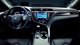 Недовольный владелец Toyota Camry 2017-2018