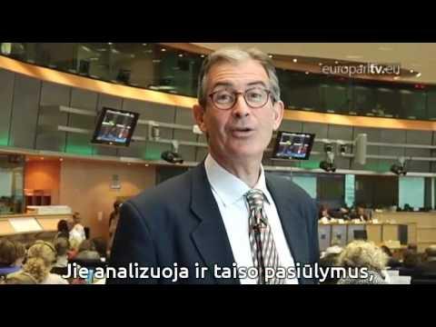 Kaip veikia Europos Parlamentas?