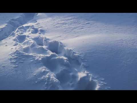 Красивая, зимняя набережная очень много снега в этом году