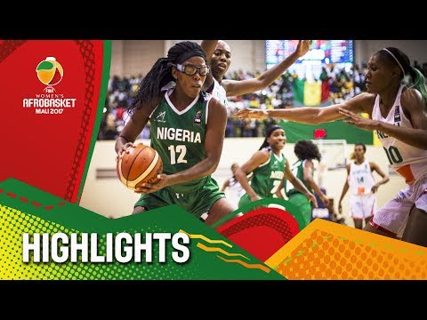 Senegal v Nigeria - Highlights - Final - FIBA Women's AfroBasket 2017