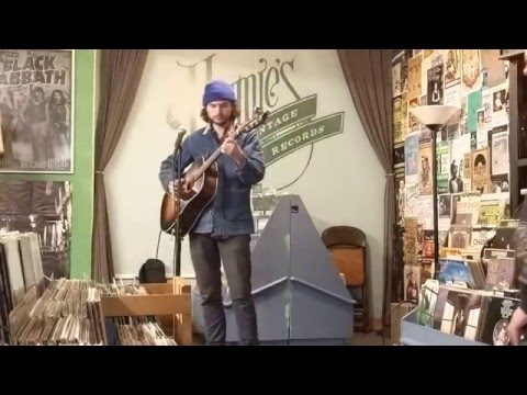 Ryley Walker live at Hymie's Vintage Records