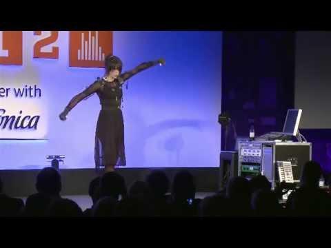 Musical Gloves ~ Imogen Heap ~  Wired 2012
