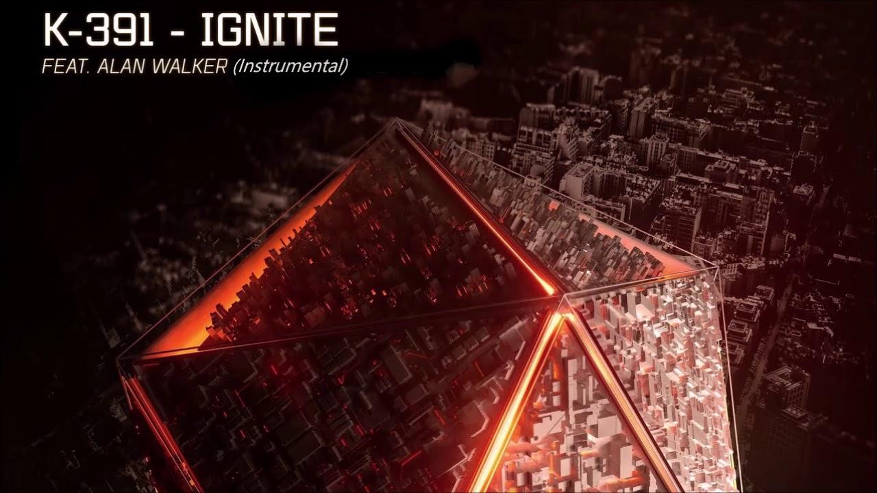 K-391 - Ignite (feat  Alan Walker) [Instrumental]