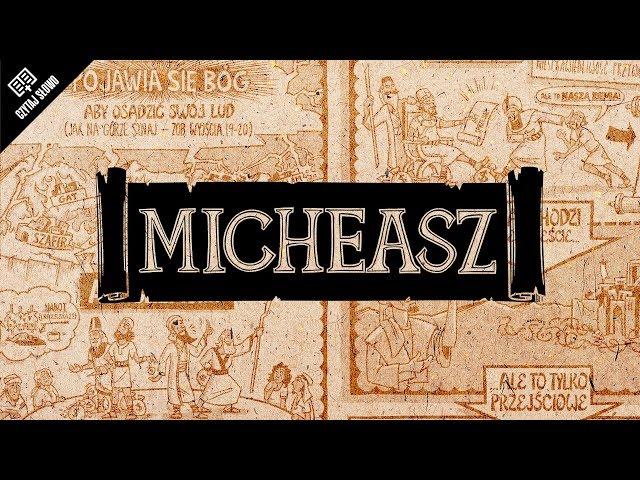 Omówienie: Księga Micheasza