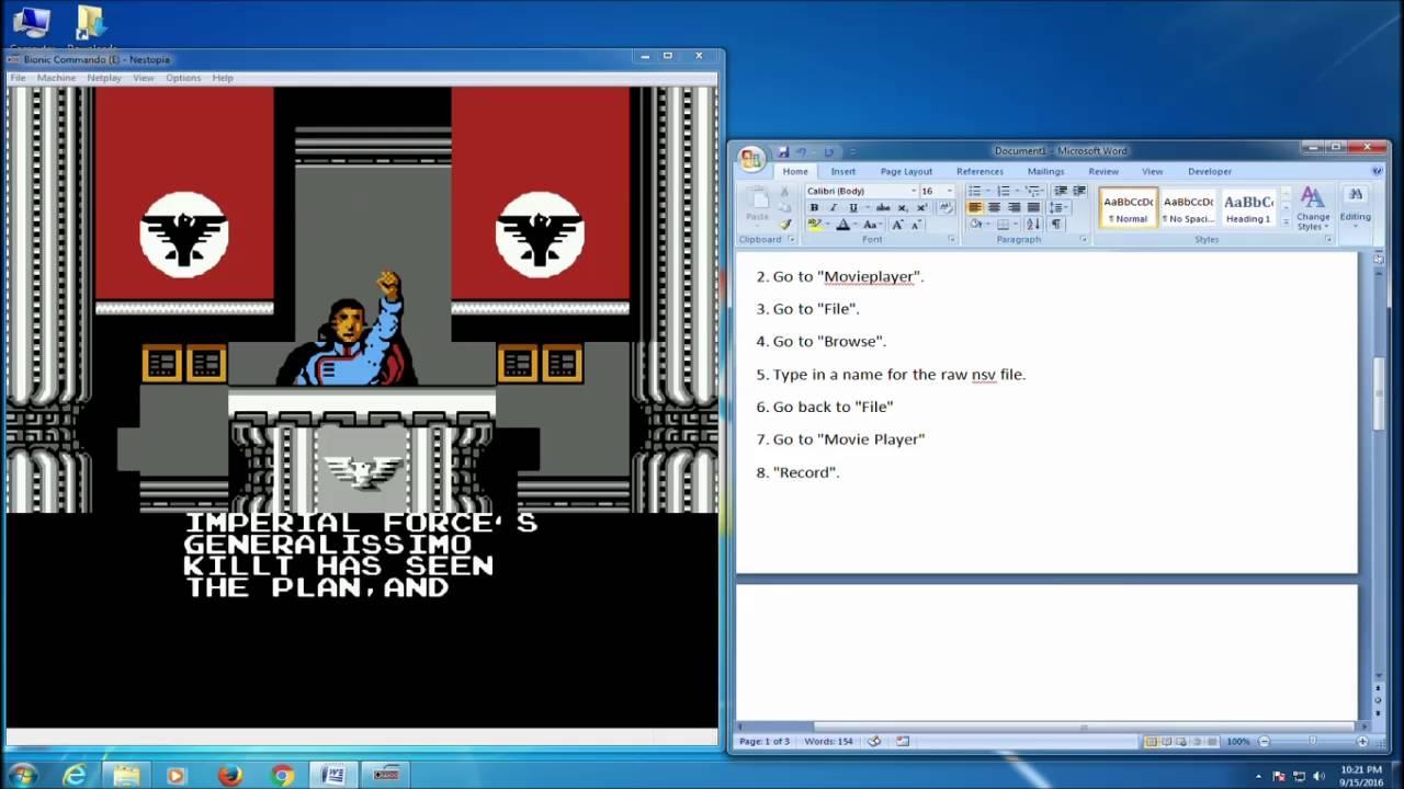 Nes Nestopia Emulator – This is my website