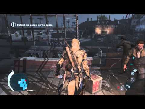Assassin's Creed 3 - Boston Tea Party