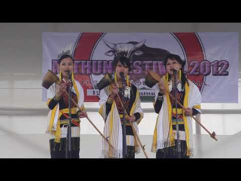 tetseo-sisters-at-the-first-ever-mithun-festival-2012,-nagaland.