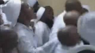 SUFI MASTER TARIQAH al-Ahmadiah al-Idrisiah ar-Rasyidiah ad-Dandarawiah al-Majzub (4in1) - ORI