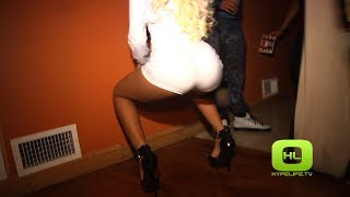 Fame Floss Green and Black 2K14 // Party Video