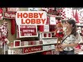 The Best Hobby Lobby Christmas Shop With Me 2018! EVERYTHING! Get Ready to Sing!