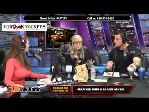LA Talk Radio: Preacher & the Porn Star 10-27-15