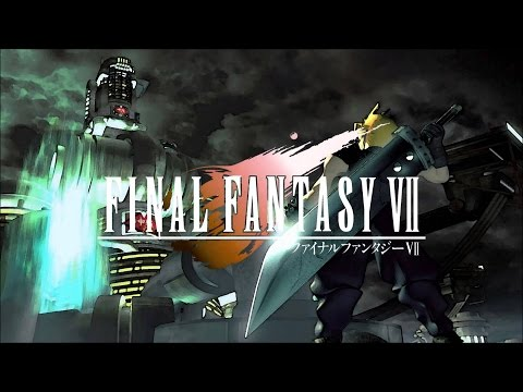 Final Fantasy 7: The Story Summary - Full Game